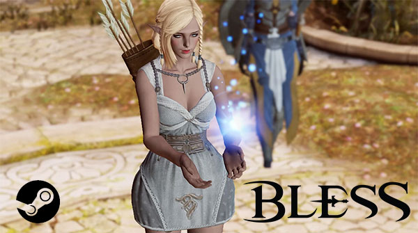 Bless Online Steam Release cover