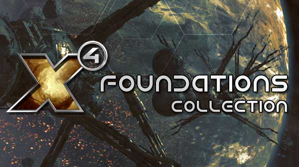 X4 Foundations Collection cover