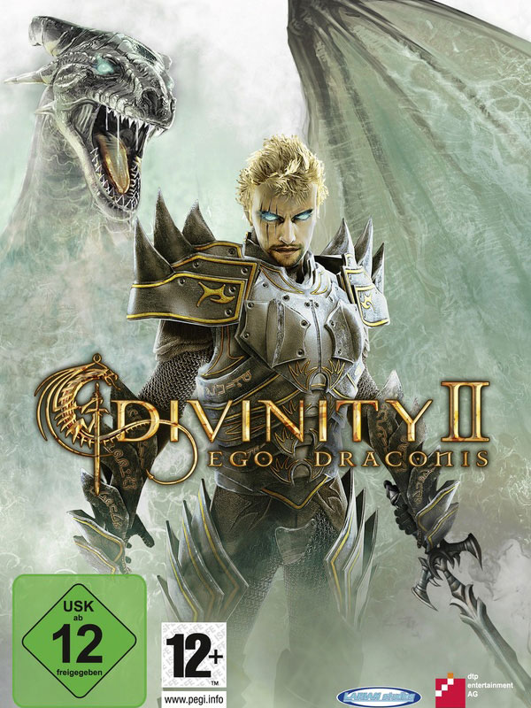 Divinity 2: Ego Draconis cover