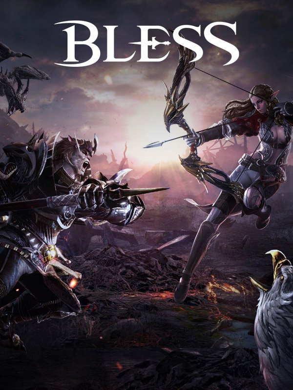 Bless Online cover