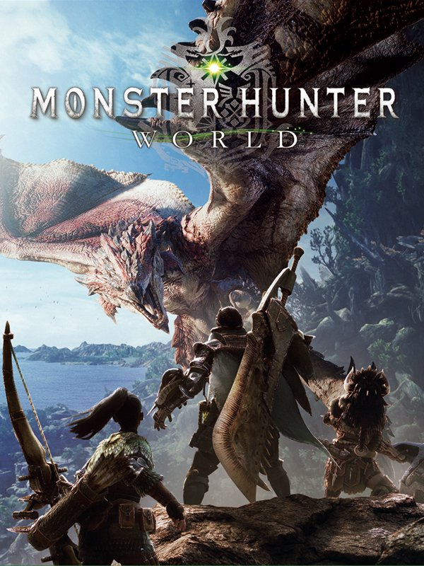 Monster Hunter: World cover