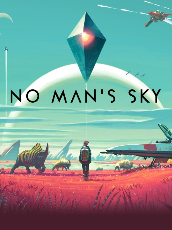 No Man's Sky cover