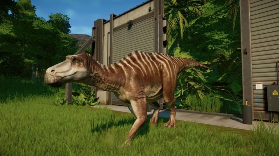Jurassic World Evolution screenshot