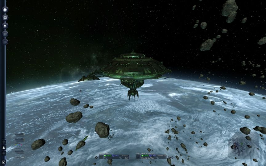X3: Albion Prelude screenshot