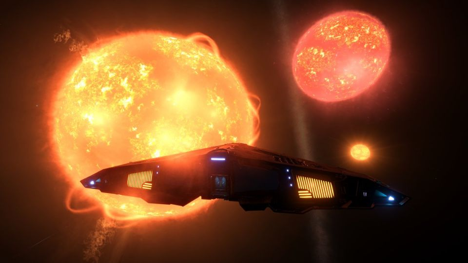 Elite: Dangerous screenshot