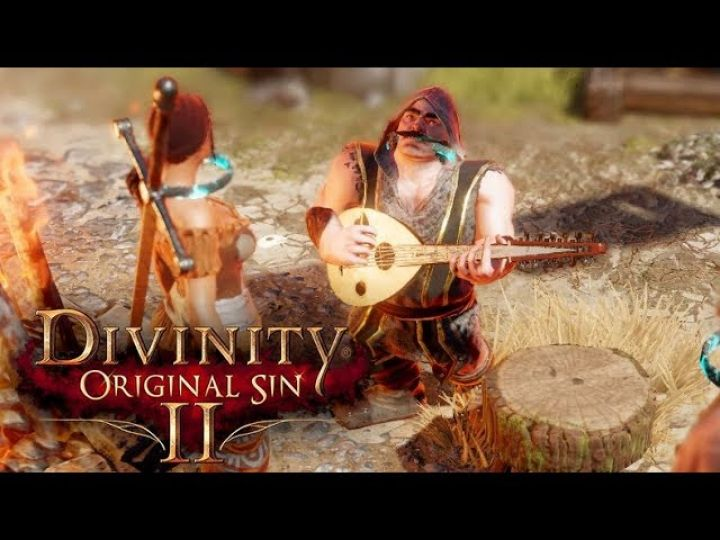 Divinity: Original Sin 2 - Laslor and Lohse performing a good old song video thumbnail