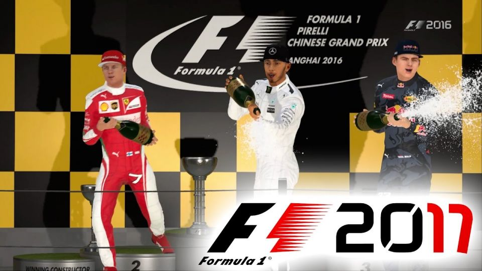 F1 2017 (Mod) Chinese Grand Prix video thumbnail