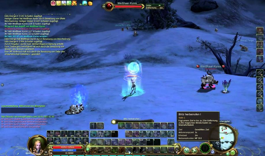 Infinite Aion Eyra Call Lightning video thumbnail