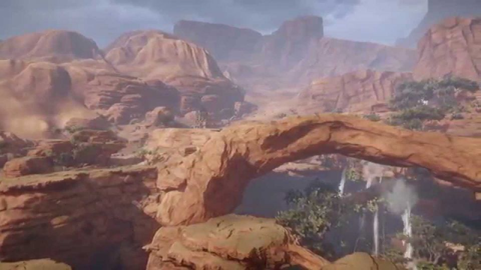 Dragon Age Inquisition Landscapes video thumbnail